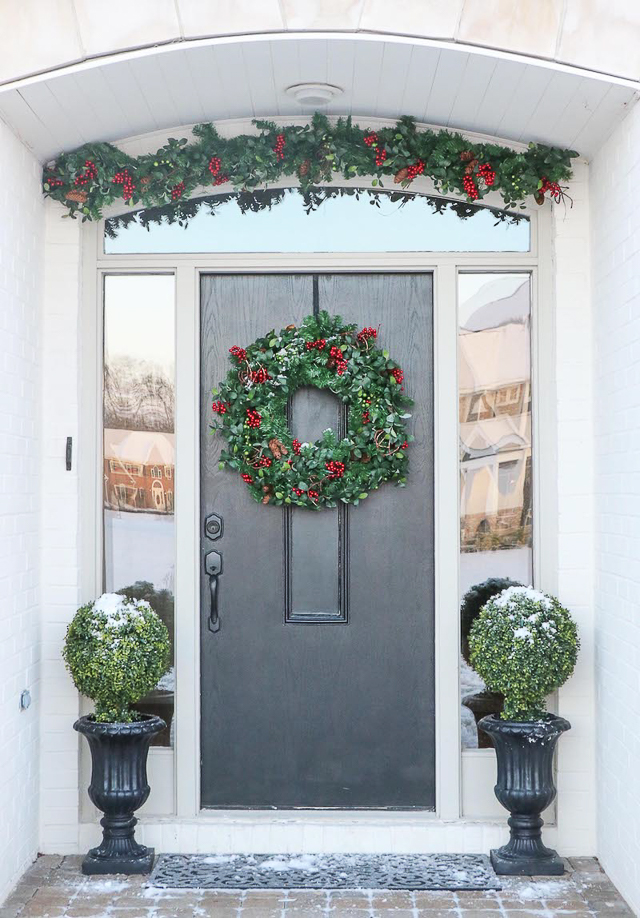 2019 Holiday Home Tour | Sincerely Sara D | 11 Magnolia Lane
