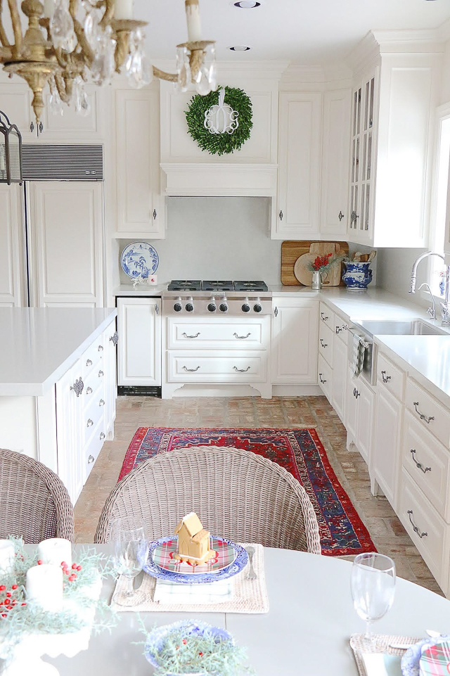 2019 Holiday Home Tour | Eleven Gables | 11 Magnolia Lane