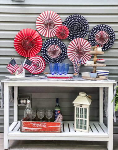 easy 4th of July entertaining ideas
