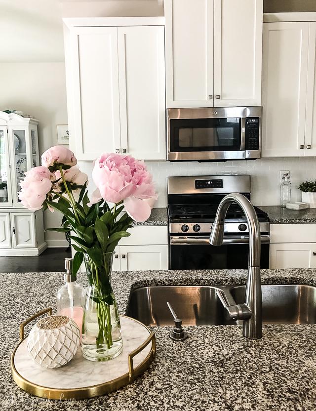 Easily Update Your Kitchen Backsplash With Peel And Stick Subway Tile 11 Magnolia Lane