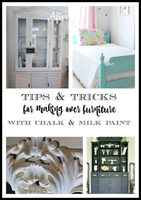 Chalk Paint Furniture Makeovers & Tips – 11 Magnolia Lane