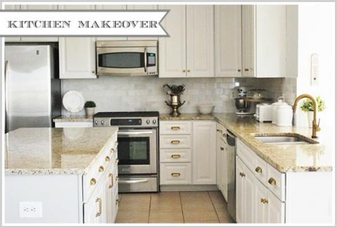 Enjoyable Kitchen Makeoverreveal 11 Magnolia Lane Download Free Architecture Designs Intelgarnamadebymaigaardcom