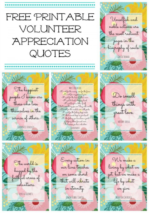 image about Free Printable Teacher Appreciation Quotes called Trainer Appreciation Recommendations Printable Present Tags 11