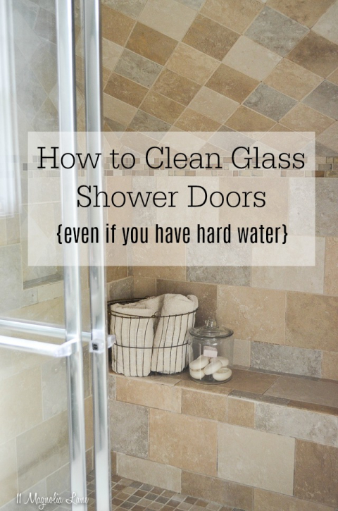 The Easiest Way To Keep Gl Shower Doors Clean 11